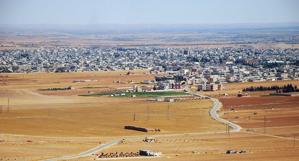 View of Salamiyah