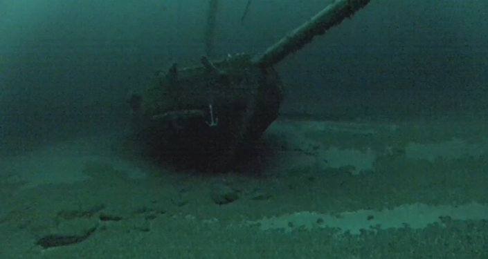 Scientists Find Huge Ship Graveyard In Black Sea Dead Zone