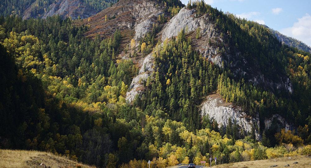 Autumn in Altai Republic