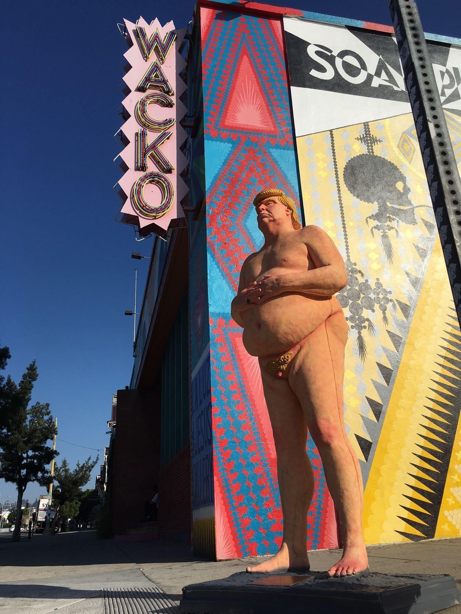 The Emperor in Los Angeles