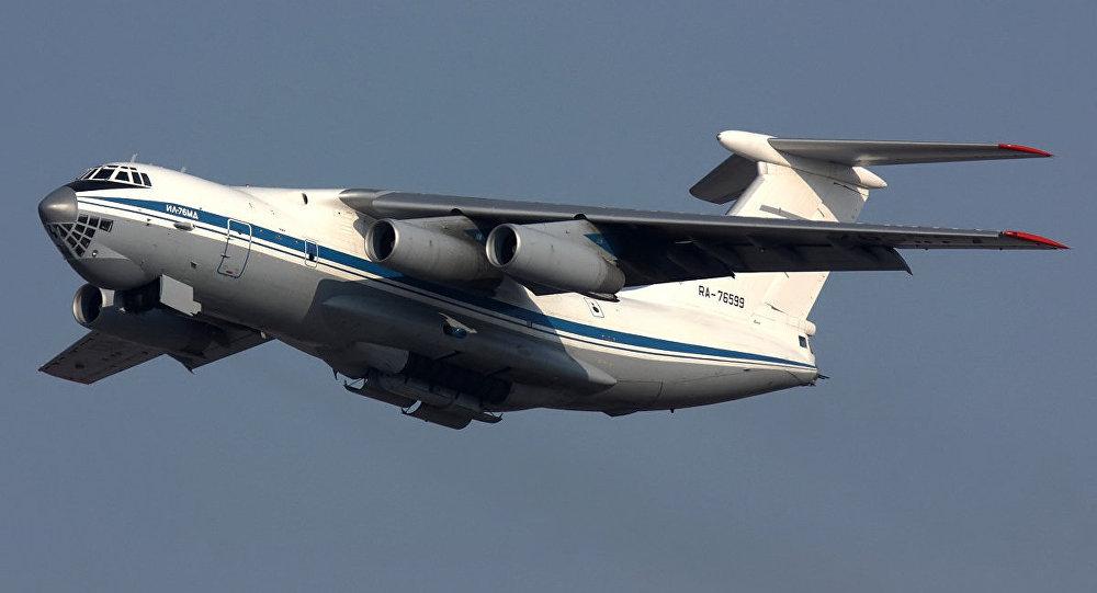 Russian Air Force Ilyushin Il-76MD