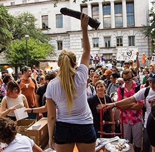 University of Texas School Year Begins with 'Open Carry' Dildos