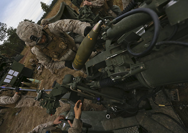 India plans to deploy the M777A2 howitzers along the Indo-China border