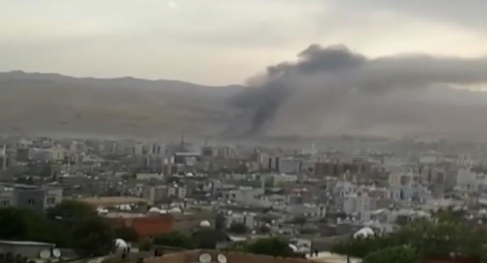Casualties Feared in Southeast Turkey Police HQ Bomb Blast