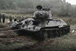 Bringing Legend Back to Life: Restoration of Tank T-34