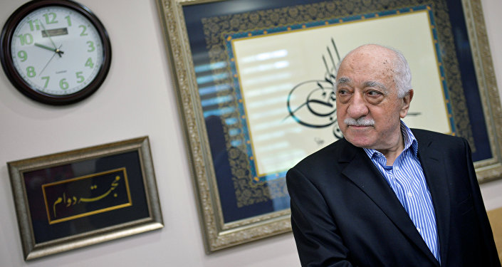 US-based cleric Fethullah Gulen at his home in Saylorsburg, Pennsylvania. file photo