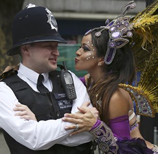 The Colorful Festivities of Notting Hill Carnival in London