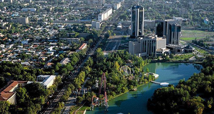Uzbekistan's capital, Tashkent.