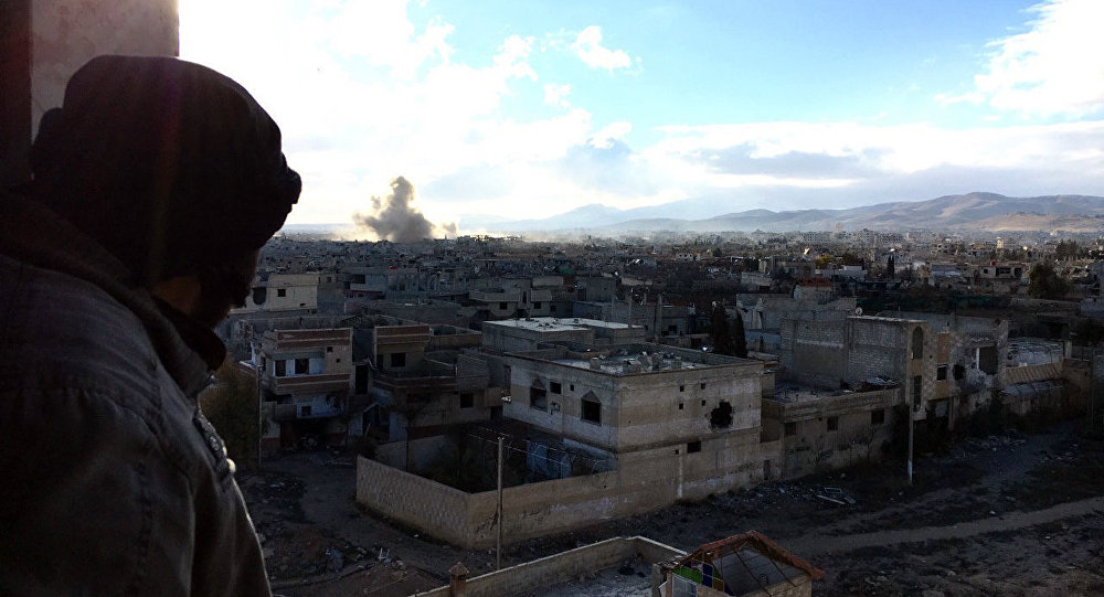 The number of settlements that have joined the ceasefire regime in Syria has increased to 616.