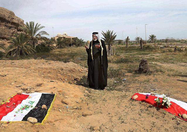 Mass Gravesite In Iraq
