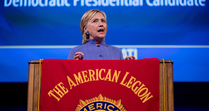 Clinton Warns of Big, Bad, Russia in Most Hawkish Speech to Date