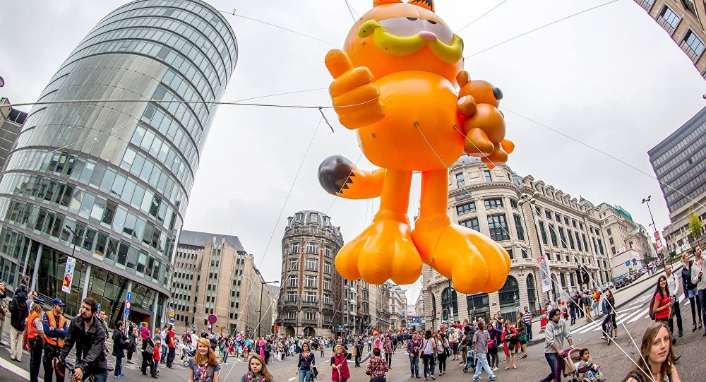 Brussels Comic Strip Festival