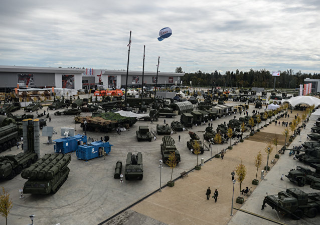 The Army-2016 forum, organized by the Russian Defense Ministry, kicked off on Tuesday and is due to last through Sunday. The forum is held in the military-themed Patriot Park in Kubinka near Moscow and in a number of locations in Russia's military districts.