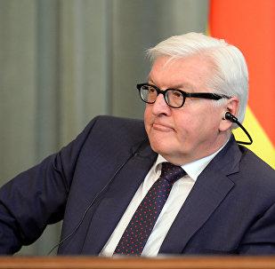 German Foreign Minister Frank-Walter Steinmeier. (File)