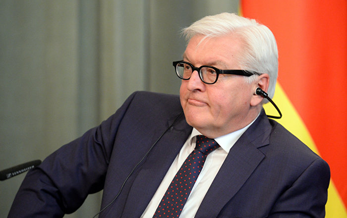 Steinmeier Considers New Anti-Russian Sanctions to Complicate Syrian Crisis