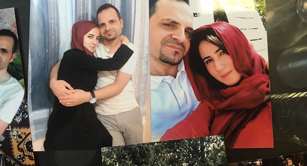 Copy of the photos Bashar provided to the Home Office showing him and his wife.