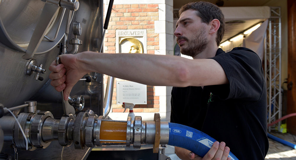 Better Than Oil: Bruges Beer Pipeline Becomes Reality in Belgium