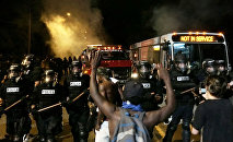 Charlotte Protest Police Shooting of Keith Lamont Scott