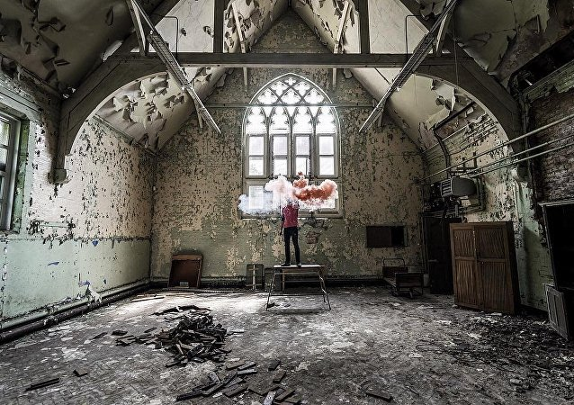 Aesthetics of Decay: Abandoned Britain Immortalized Through Photographer's Lens