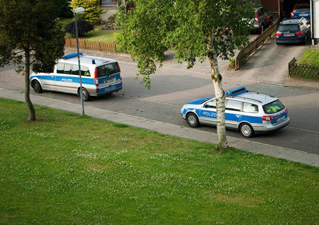 Schleswig-Holstein Police Car