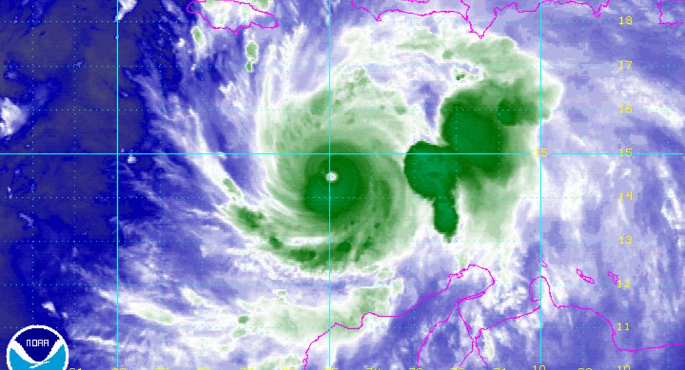 Hurricane Matthew Threatens Haiti, Jamaica, Cuba and East Coast