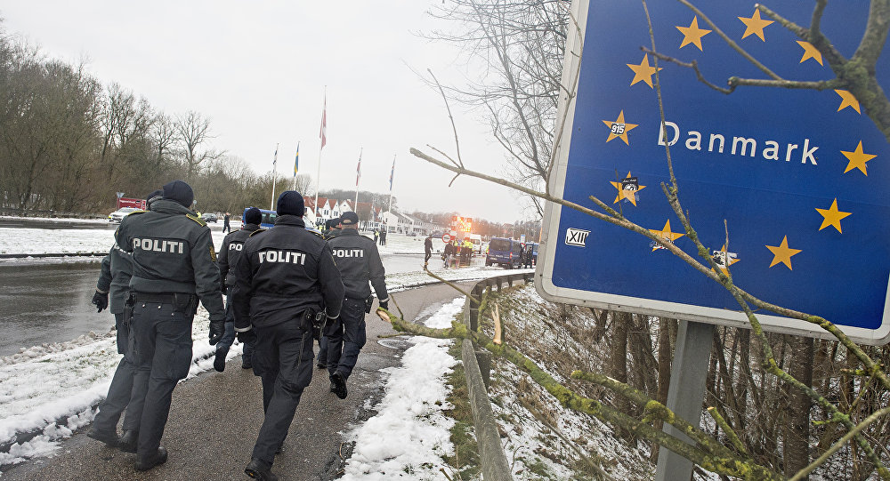 14 Arrested With Chemicals on Suspicion of Plotting Islamist Terror Attacks in Denmark, Germany