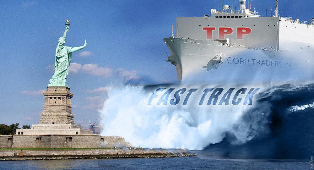 Liberty Facing Tidal Wave of Trade Aggreements