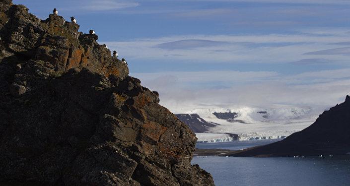 Hooker Island, Franz Josef Land, Russia