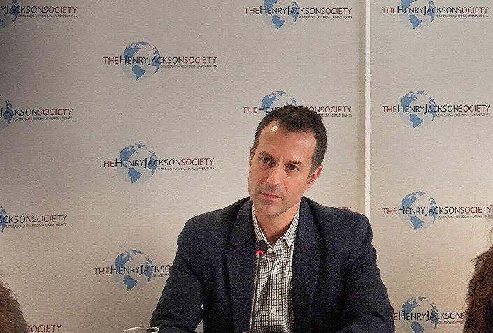 Writer Dave Rich