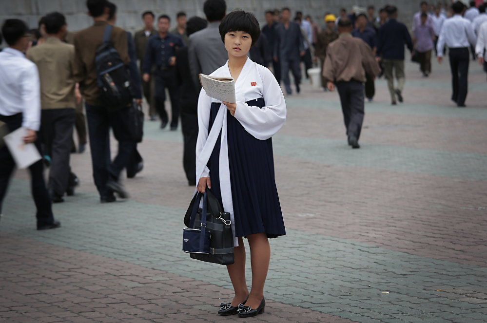Faces of Pyongyang: A Visual Tour Through North Korea's Capital