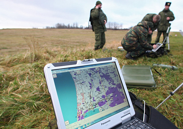Russian Paratroops Equipped With Impregnable Video Messenger
