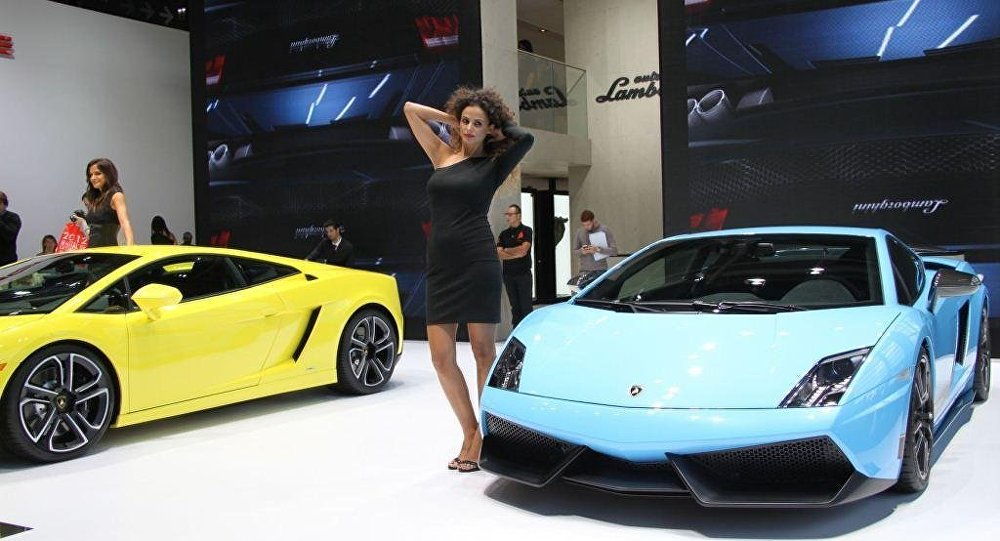 i love sports cars albanian builds his own lamborghini - Sports Cars Lamborghini
