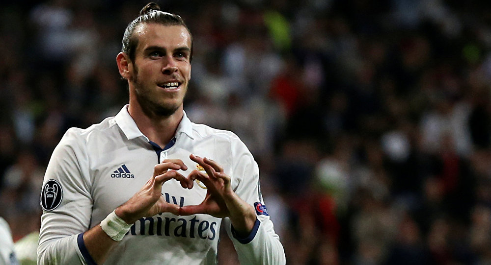 Gareth Bale signs new contract with Real Madrid until 2022