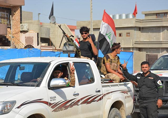 Хашди Шаби Ирак