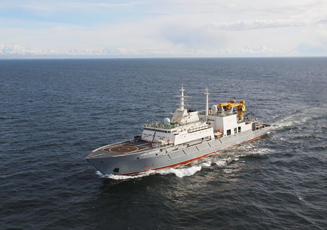 Igor Belousov rescue ship