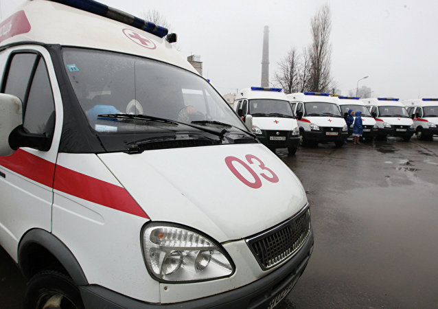 An emergencies source said that two people were killed and over 30 were injured in a car accident in Russia's Ryazan Region.