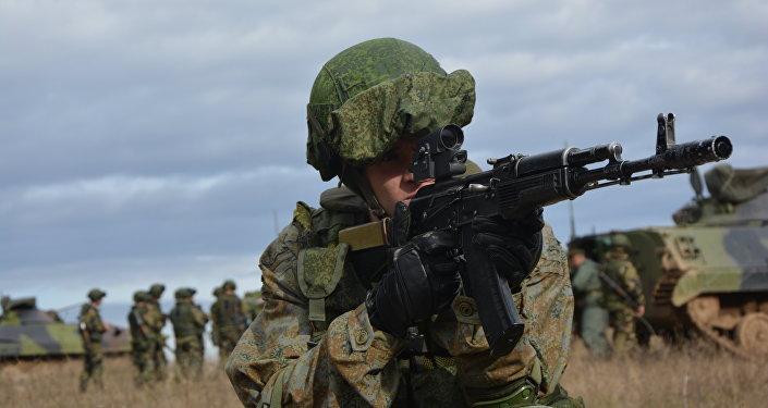 Slavic Brotherhood-2016 Drill