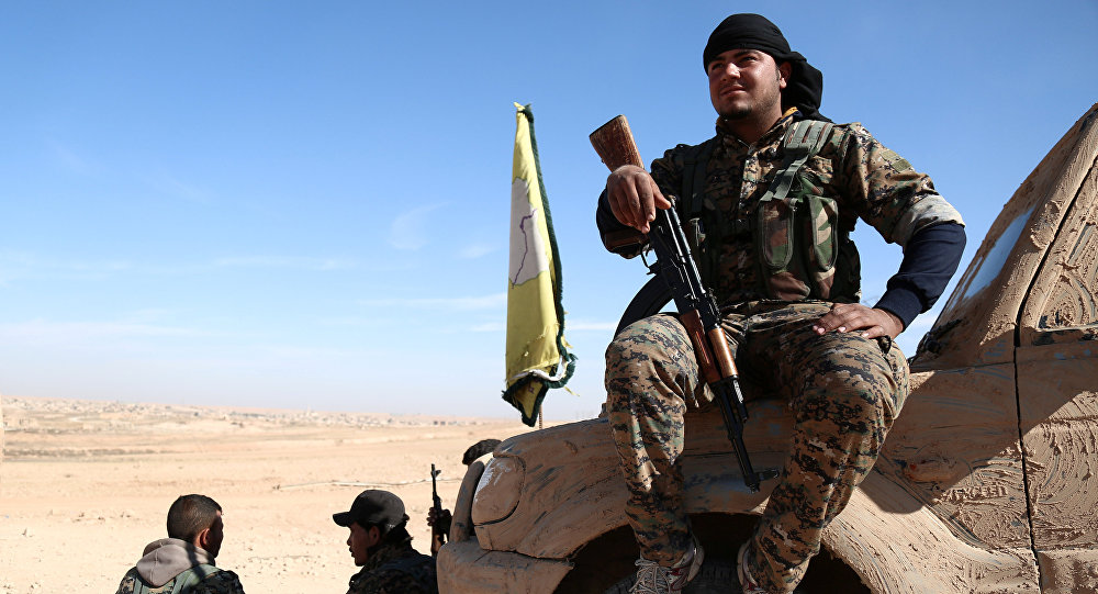 Syrian Democratic Forces