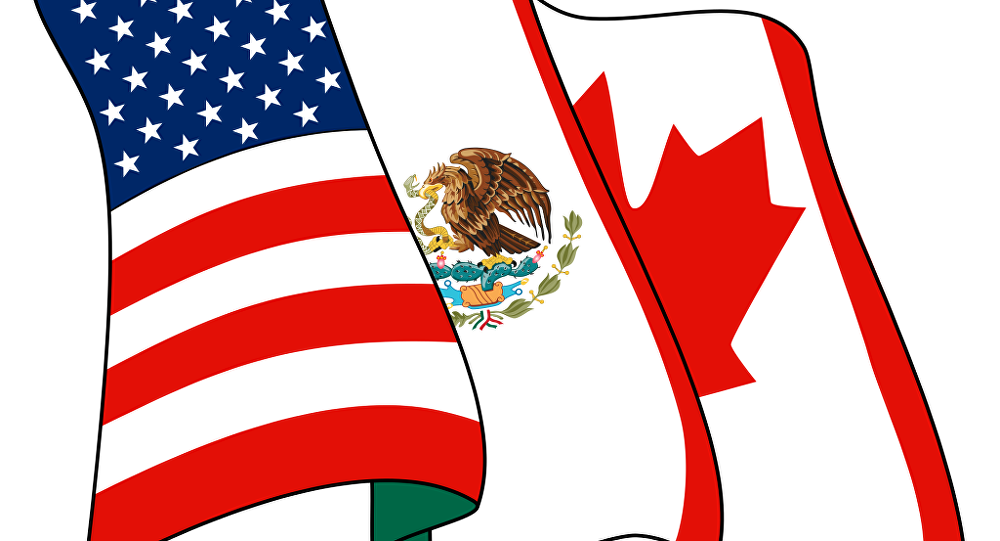 Coat of arms of North American Free Trade Agreement