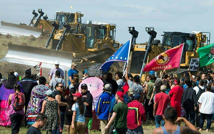 Secretive Memo Describes Failings in Dakota Access Pipeline Review