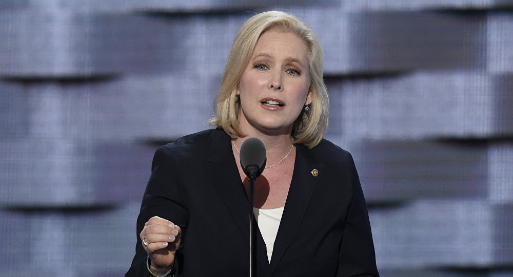 Kirsten Gillibrand in 2020 race for the Democratic nomination for U.S. president