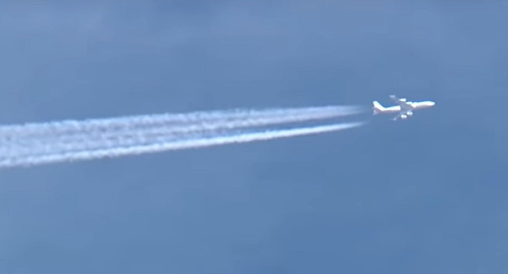 Navy Identifies Mystery Plane Over Denver, Its Mission Still a Secret