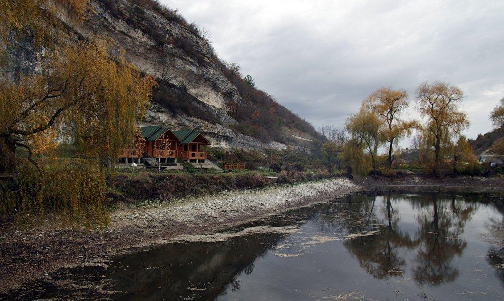 Fading Colors of November in Crimea