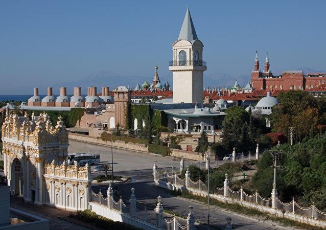 Antalya view