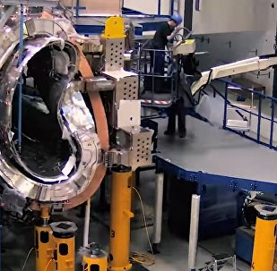 Energy fusion reactor/ (File)