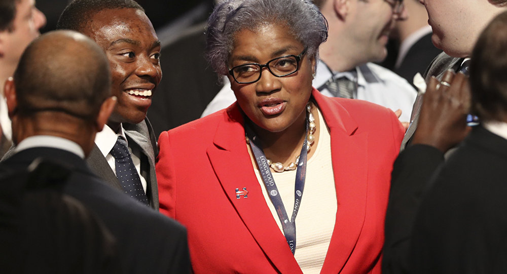 Brazile Refuses to Say If She is Disappointed in Obama