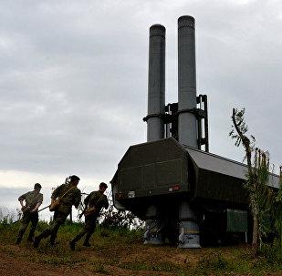 Bastion coastal defense missile system