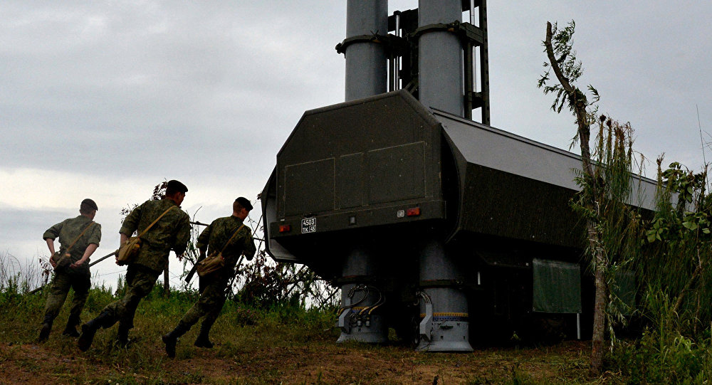 The Bastion coastal defense missile system