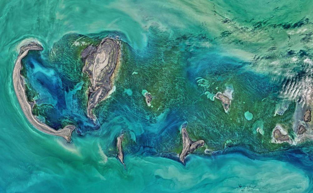 Tyuleniy Archipelago
