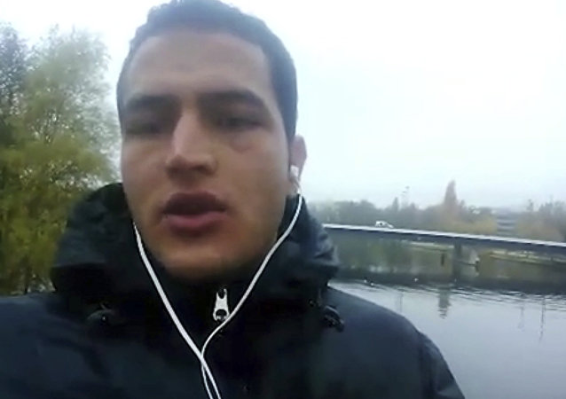 Anis Amri, a Tunisian suspect in the Berlin truck attack